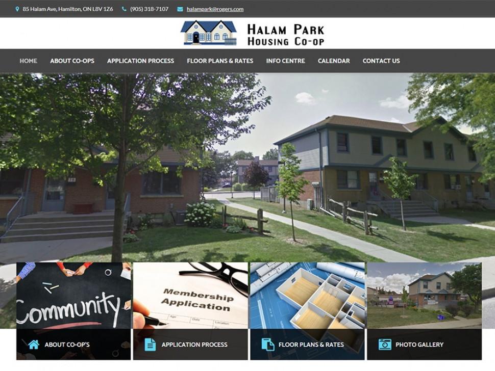 Halam-Park